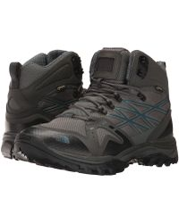 f023c4080 The North Face - Hedgehog Fastpack Mid Gtx (graphite Grey dark Slate Blue)