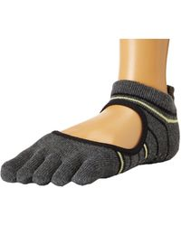 ToeSox - Bellarina Full Toe W/ Grip (smitten) Women's Crew Cut Socks Shoes - Lyst