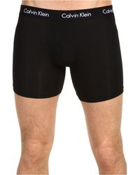 Calvin Klein - Body Micro Modal Boxer Brief U5555 (dylan Red) Men's Underwear - Lyst