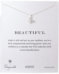 Dogeared | Beautiful Reminder | Lyst