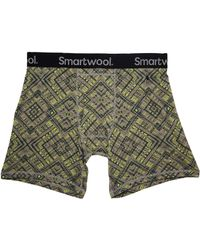 Smartwool - Merino 150 Printed Boxer Brief - Lyst
