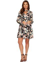 B Collection By Bobeau | Mykla Long Sleeve Dress | Lyst
