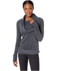 Stonewear Designs - Kenosha Cowl Sweatshirt (navy) Women's Sweatshirt - Lyst