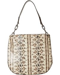 MICHAEL Michael Kors - Fulton Large Hobo (natural) Hobo Handbags - Lyst 474d75b84d