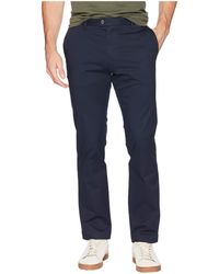 Calvin Klein - The Refined Stretch Chino (black) Men's Casual Pants - Lyst