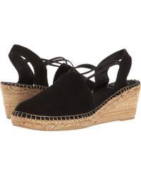 Toni Pons - Tremp (black Suede) Women's Shoes - Lyst