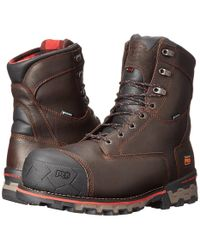 """Timberland - 8"""" Boondock 1000g Composite Safety Toe Waterproof Insulated - Lyst"""