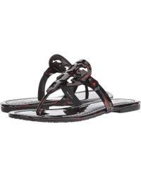 2579d57594c570 Tory Burch - Miller Flip Flop Sandal (bleach) Women s Shoes - Lyst