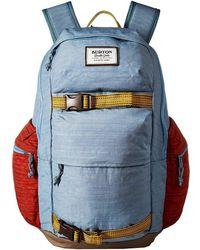 Burton - Kilo Pack (winter Sky Crinkle) Backpack Bags - Lyst
