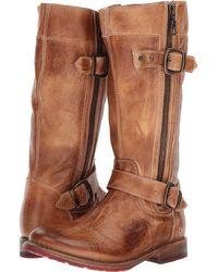 Bed Stu - Gogo Lug (testa Di Moro Rustic) Women's Shoes - Lyst