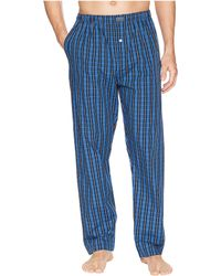 Polo Ralph Lauren - Woven Plaid Pj Pants - Lyst