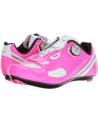 Louis Garneau - Ruby Ii Shoes (pink Glow) Women's Cycling Shoes - Lyst