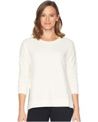 tasc Performance - Riverwalk Ii Sweatshirt (black) Women's Sweatshirt - Lyst