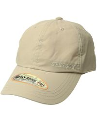 Stetson - No Fly Zone Baseball Cap (khaki) Baseball Caps - Lyst