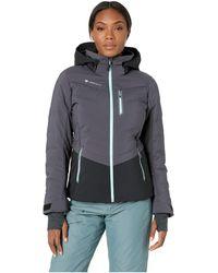 Obermeyer - Cosima Down Jacket (white) Women's Coat - Lyst
