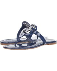 Tory Burch - Miller (dark Redstone) Women's Shoes - Lyst