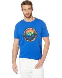 fe7af26c6398 Polo Ralph Lauren - 26 1 Jersey Short Sleeve Classic T-shirt (blue