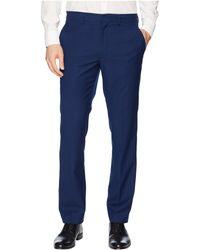 Kenneth Cole Reaction - Techni-cole Suit Separate Stretch Pants (grey/black Check) Men's Dress Pants - Lyst