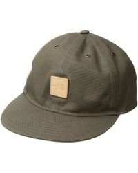 0b532a35a78 The North Face - Naturalist Canvas Cap (weathered Black) Caps - Lyst