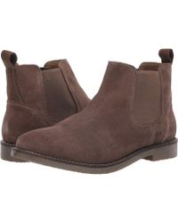 Steve Madden - Nevada (taupe Suede) Men's Boots - Lyst