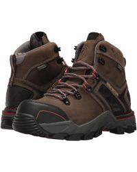 Irish Setter - 6 Crosby Waterproof 83216 (black/gray) Women's Work Boots - Lyst