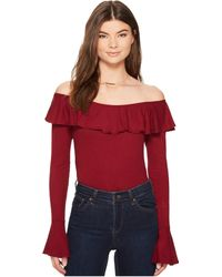 Lucy Love - Shimmy Bodysuit - Lyst