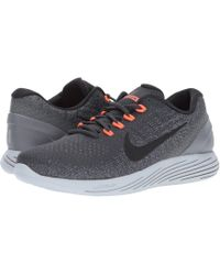 031c4b0a26045 Nike - Lunarglide 9 (medium Olive dark Stucco black) Men s Running Shoes