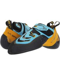 La Sportiva - Futura (blue/yellow) Men's Climbing Shoes - Lyst
