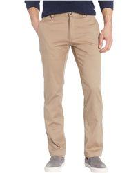 f53fb4474c67a6 Volcom - Frickin Modern Stretch (bordeaux Brown) Men s Casual Pants - Lyst