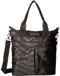 34f477f12c Lyst - adidas By Stella McCartney Iconic Small Tote in Black