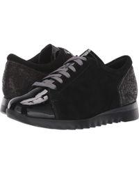 Munro - Kellee (black Patent/black Suede) Women's Shoes - Lyst