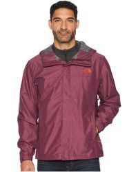 The North Face - Venture 2 Jacket (fig Heather/fig Heather) Men's Coat - Lyst