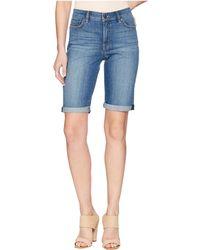 Lauren by Ralph Lauren - Superstretch Denim Shorts - Lyst