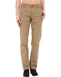 Carhartt - Original Fit Crawford Pants (yukon) Women's Casual Pants - Lyst