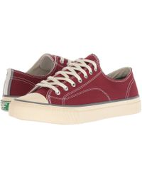 PF Flyers - All American Lo (light Petrol Canvas) Men's Lace Up Casual Shoes - Lyst