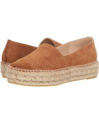 L.K.Bennett - Talia (tan Suede) Women's Flat Shoes - Lyst