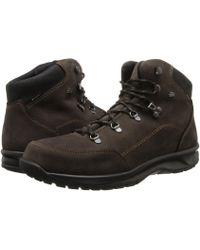 Finn Comfort - Tibet - 3914 (shiefer Schwarz/neptune Buggy) Lace-up Boots - Lyst