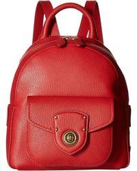 Lauren by Ralph Lauren - Millbrook Small Backpack (red) Backpack Bags - Lyst