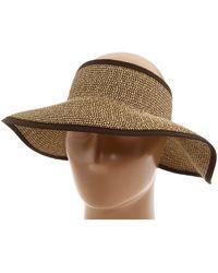 21f92778012be San Diego Hat Company - Ubv002 Sun Hat Visor (red) Casual Visor - Lyst