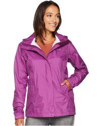 Marmot - Precip(r) Jacket (grape) Women's Jacket - Lyst
