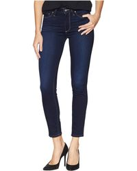 PAIGE - Hoxton Ankle In Acadia (acadia) Women's Jeans - Lyst