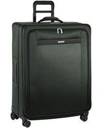Briggs & Riley - Transcend Vx Medium Expandable Spinner (rainforest Green) Luggage - Lyst