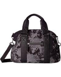 Fly London - Luca586fly (camo Black/black Canvas/pu) Handbags - Lyst