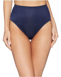 Miraclesuit - Separate Bottoms Basic Pants (midnight Blue) Women's Swimwear - Lyst