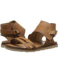 Miz Mooz - Tibby (black) Women's Sandals - Lyst