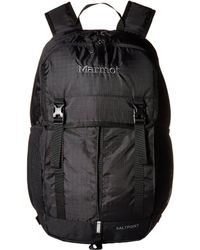 Marmot - Salt Point Daypack (black) Day Pack Bags - Lyst
