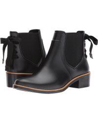 Bernardo - Paxton Rain Boot (black) Women's Rain Boots - Lyst