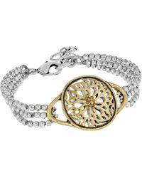 Lucky Brand - Sugarplum Bracelet (two-tone) Bracelet - Lyst