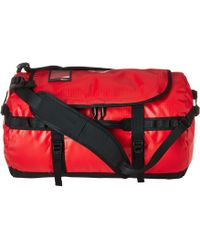 The North Face - Base Camp Duffel - Small (tnf Black) Duffel Bags - Lyst