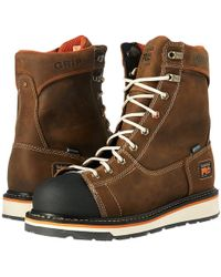 Timberland - Gridworks Soft Toe Waterproof Boot - Lyst